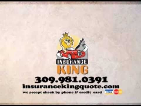 Insurance King Peoria Il Http Insurancequotebug Com Insurance