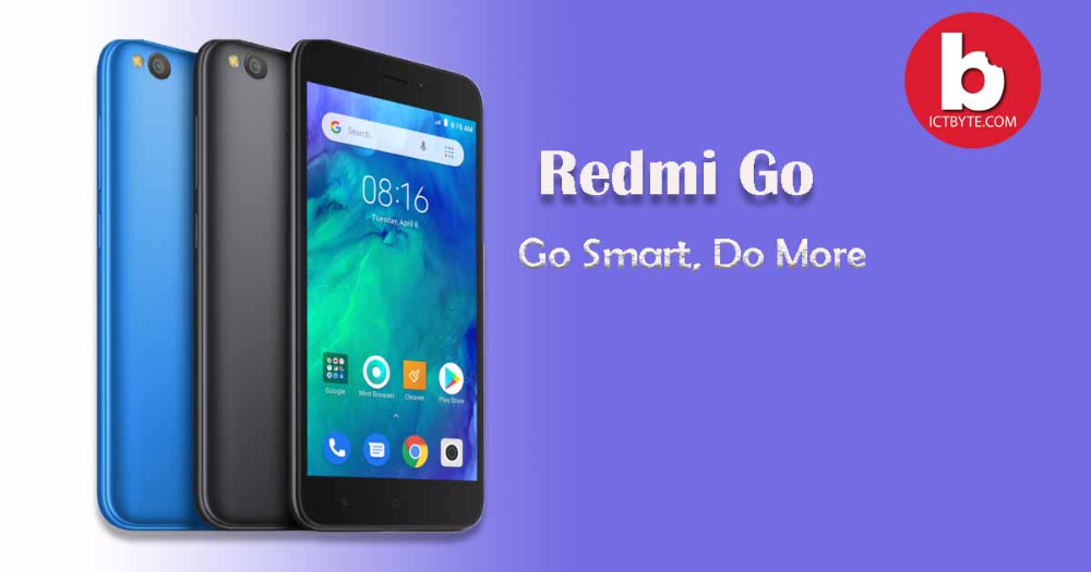 Xiaomi Redmi Go Price In Nepal With Detail Specifications Ict Byte