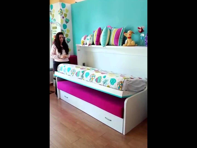 Cama sofa para amueblar pisos peque os camas plegables - Amueblar pisos pequenos ...