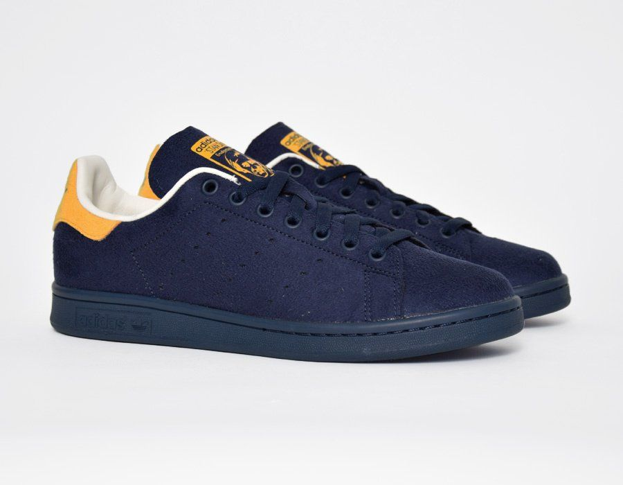 adidas stan smith bleu marine