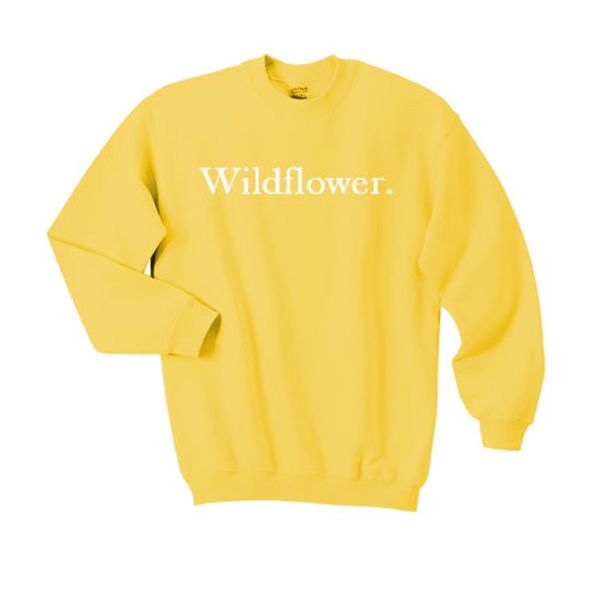 71c6595da Wildflower Yellow Sweatshirt Yellow Shoes Outfit, Yellow Clothes, Michigan  Sweatshirt, Aesthetic Clothes,