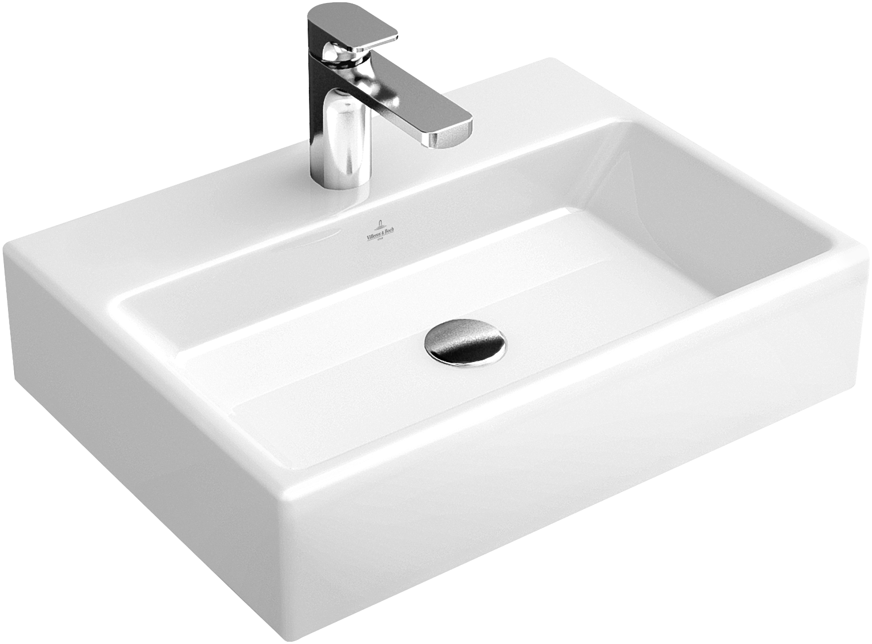 Waschtisch Duravit Vero 50 X 47 Memento Washbasin 600 X 420 Suitable For Three Tap Holes