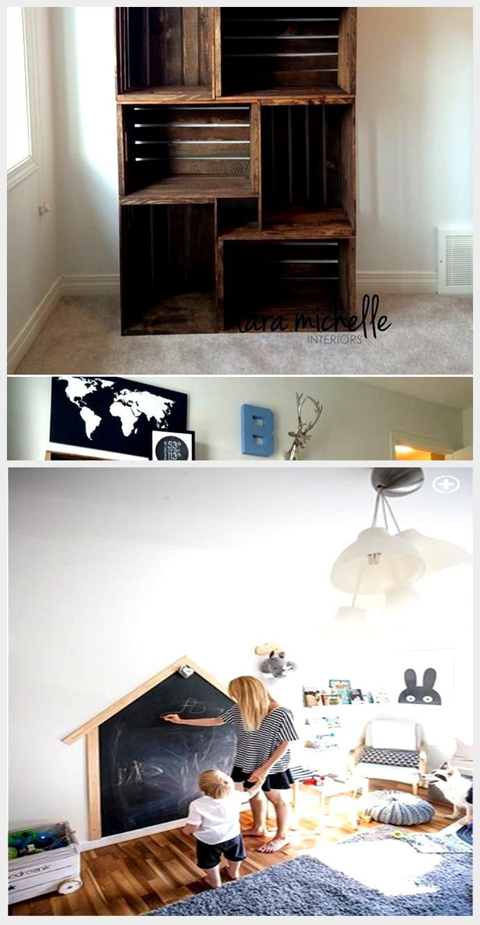 DIY Crate Bookshelf Tutorial  Tara Michelle Interiors The Effective Pictures We Offer You About coke crates decor A quality picture can tell you many things You can find...