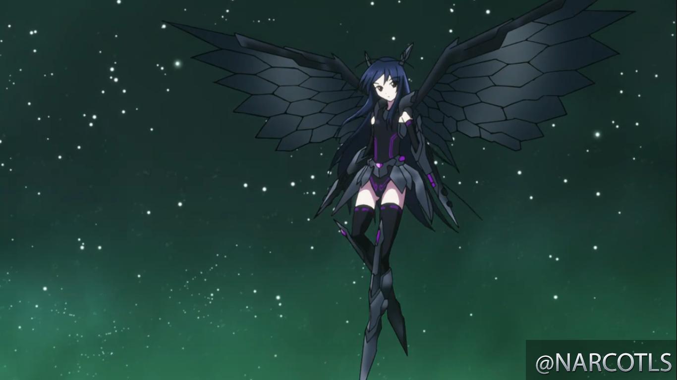 Black Lotus Snow Black Half Way From Ova Episode Cosplay
