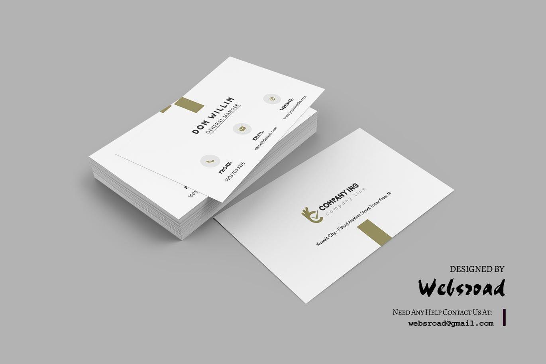 Carte De Visite Paper Patterns Business Card Template AI EPS PSD Templates Cards Designs