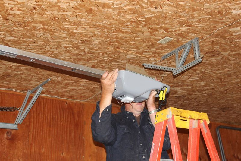 Having trouble with your garage door? We can help you out