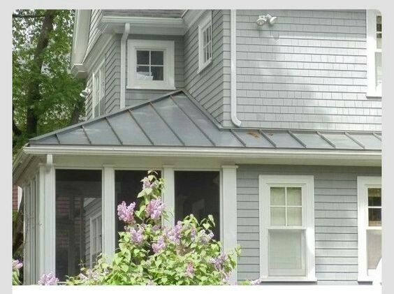 Pin By J Stephen Wilson On Roof House Paint Exterior Exterior House Colors Metal Roof Houses