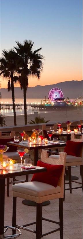 Casa del Mar Hotel in Santa Monica, California • photo