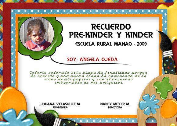 IMAGES PARA DIPLOMA DE PREESCOLAR - Imagui | Diplomaa | Pinterest