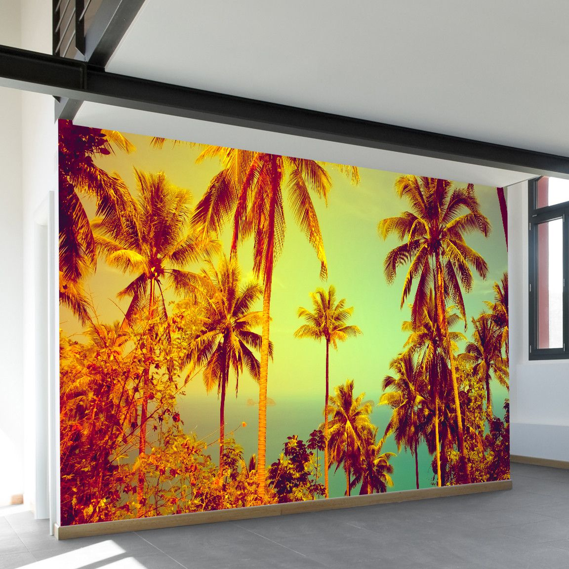 Vitamin D Wall Mural | Wall murals, Walls and Basements