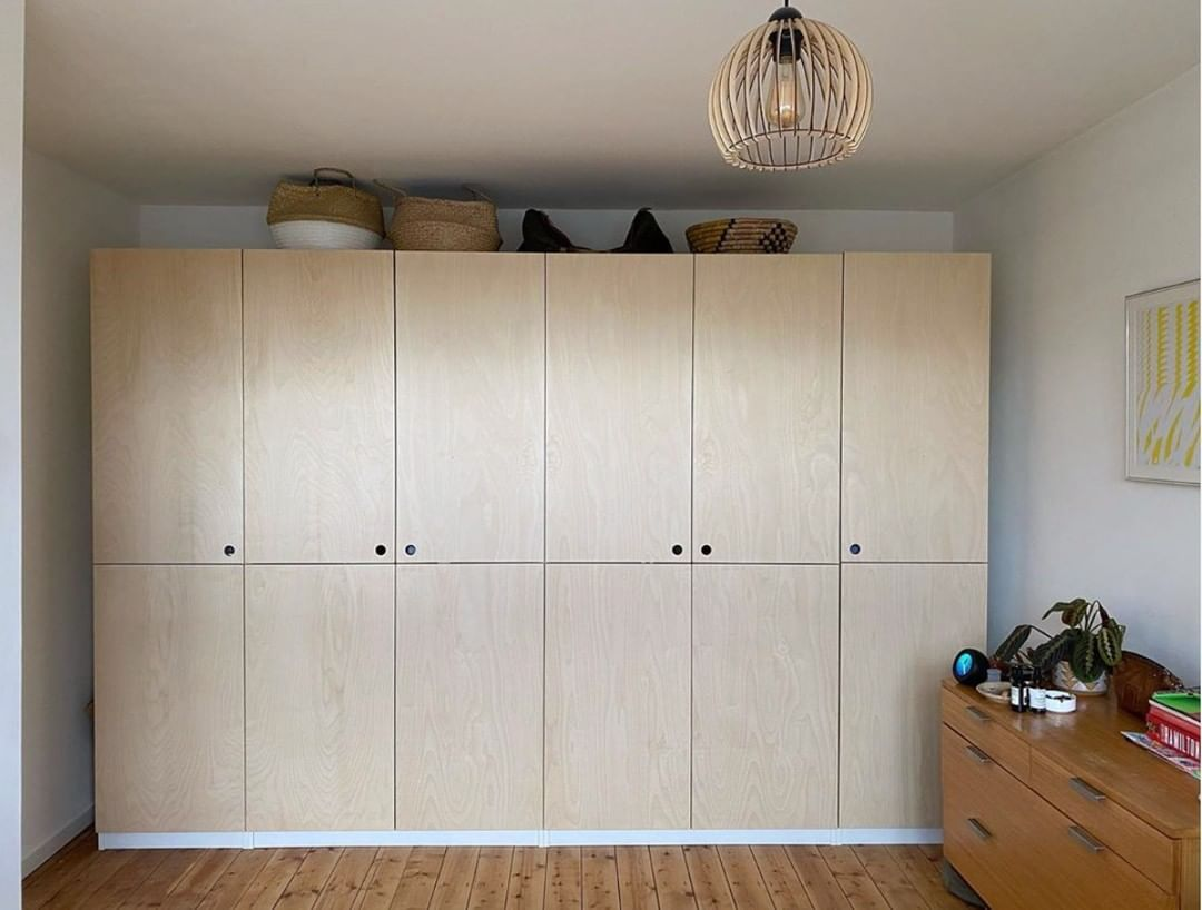 Plykea On Instagram Did You Know We Can Also Make For Ikea Pax And Platsa Wardrobes These Pax Wardrobes In 2020 Ikea Pax Bedroom Built In Wardrobe Ikea Pax Wardrobe
