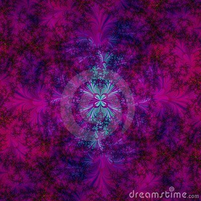 Abstract Background In Shades Of Red Black Purple And Pink