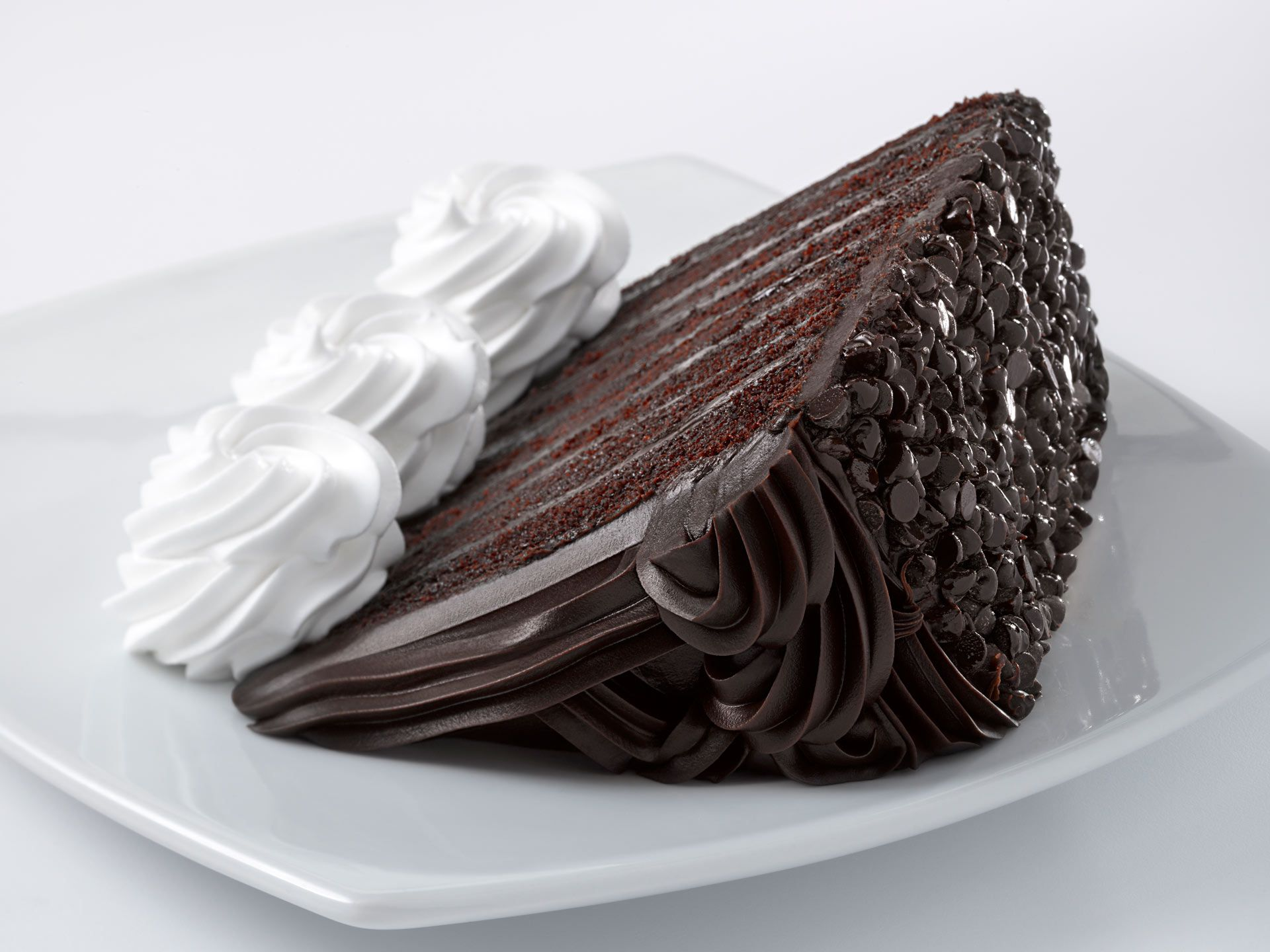 Linda's Fudge Cake from the Cheesecake Factory best cake ever!!!! #cheesecakefactoryrecipes