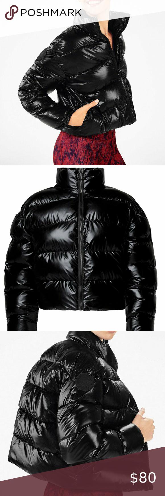 Fabletics Wander Puffer Jacket Fashion Fashion Design Clothes Design [ 1740 x 580 Pixel ]