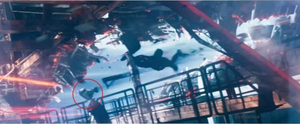 R2-D2 Located in Star Trek: Into Darkness