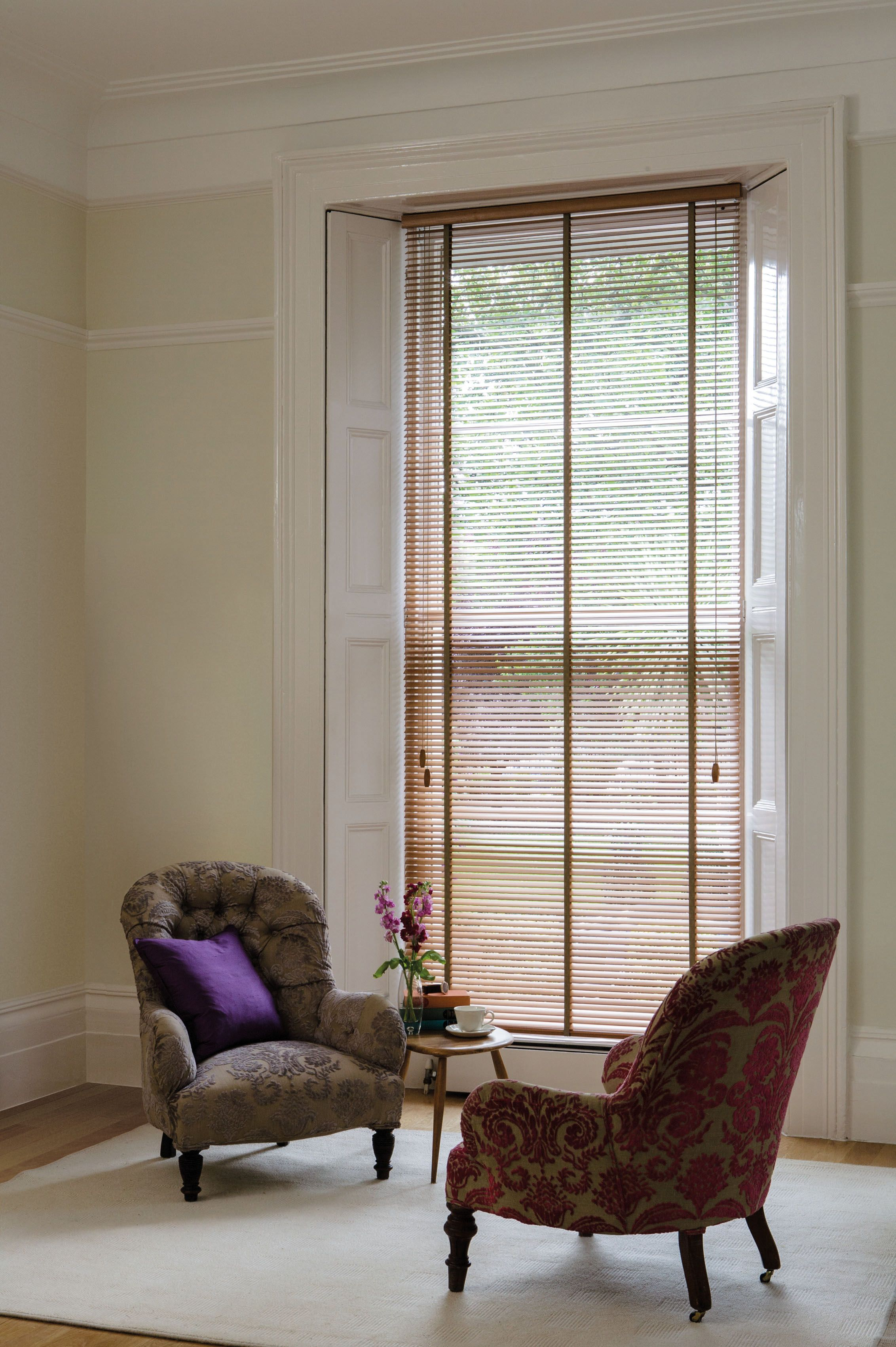 Our Rustic Wooden Blinds Are Made To Measure So That It Can Fit Any Type Of Window Woodenblinds Rusticblinds Hom Wooden Blinds Blinds Wood Blinds