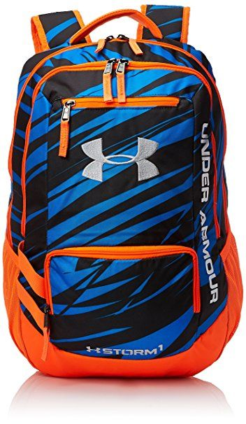 Amazon.com  Under Armour Storm Hustle II Backpack  Sports   Outdoors ... 7063136930578