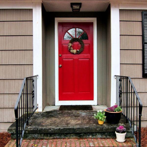 Feng Shui Tips for a Strong Front Door  Understand Front doors