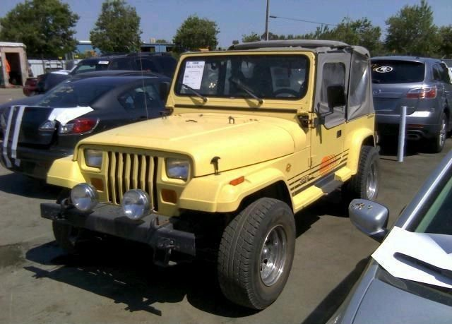 1989 Jeep Wrangler Islander Soft Top 4 2l With 128k Miles Jeep