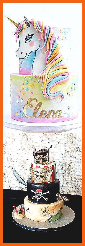 Photo of 27 Inspiration Picture Of 80 Birthday Cake – Countrydirectoryinfo –  Unicorn Cak…