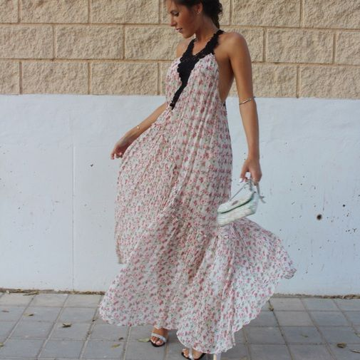 9442fc9acb Vestido crochet Zara Studio - Chicfy | Inspiraciones | Vestidos ...