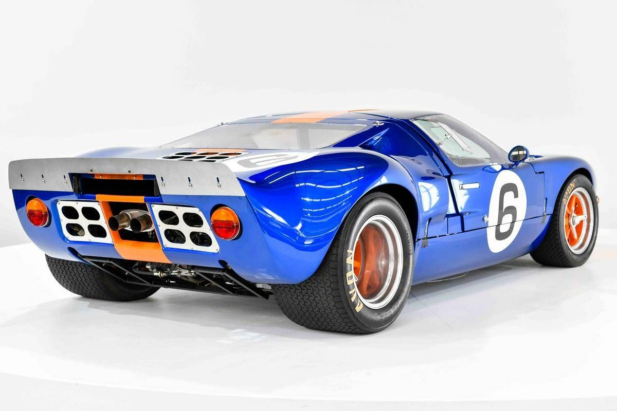 1965 Ford Gt40 For Sale 2151330 Hemmings Motor News Ford Gt40 Ford Gt40 For Sale Ford Gt