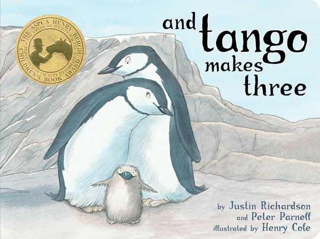 Thankfully, we've now reached a point in history where there are not just LGBT-friendly books for you, but also for your young children.