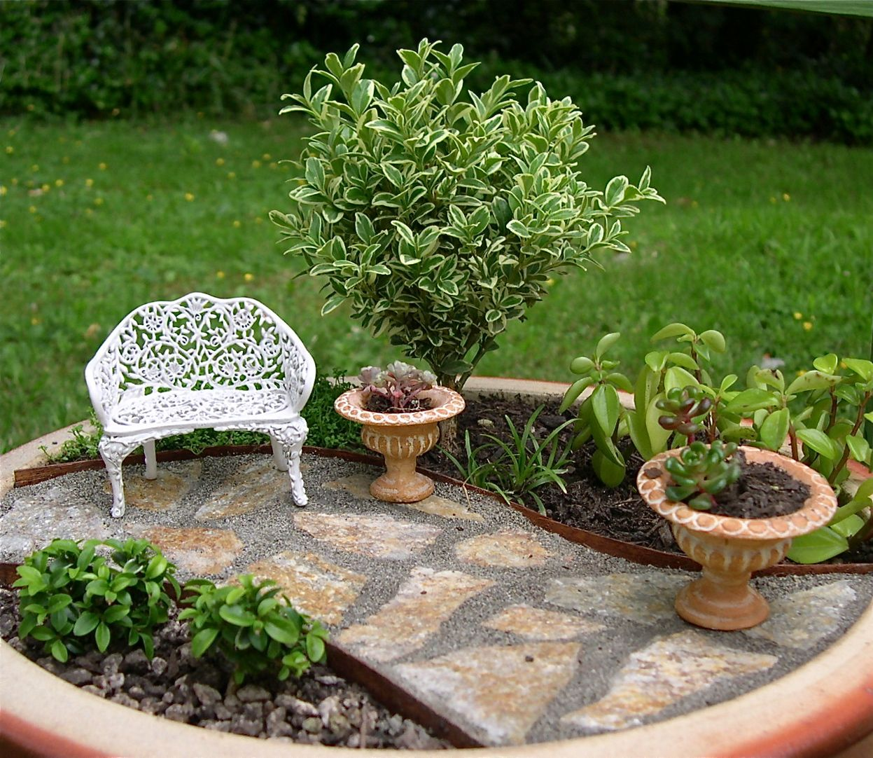 Ideas For Miniature Gardens mini garden design More From The Miniature Garden Archives Part Ii
