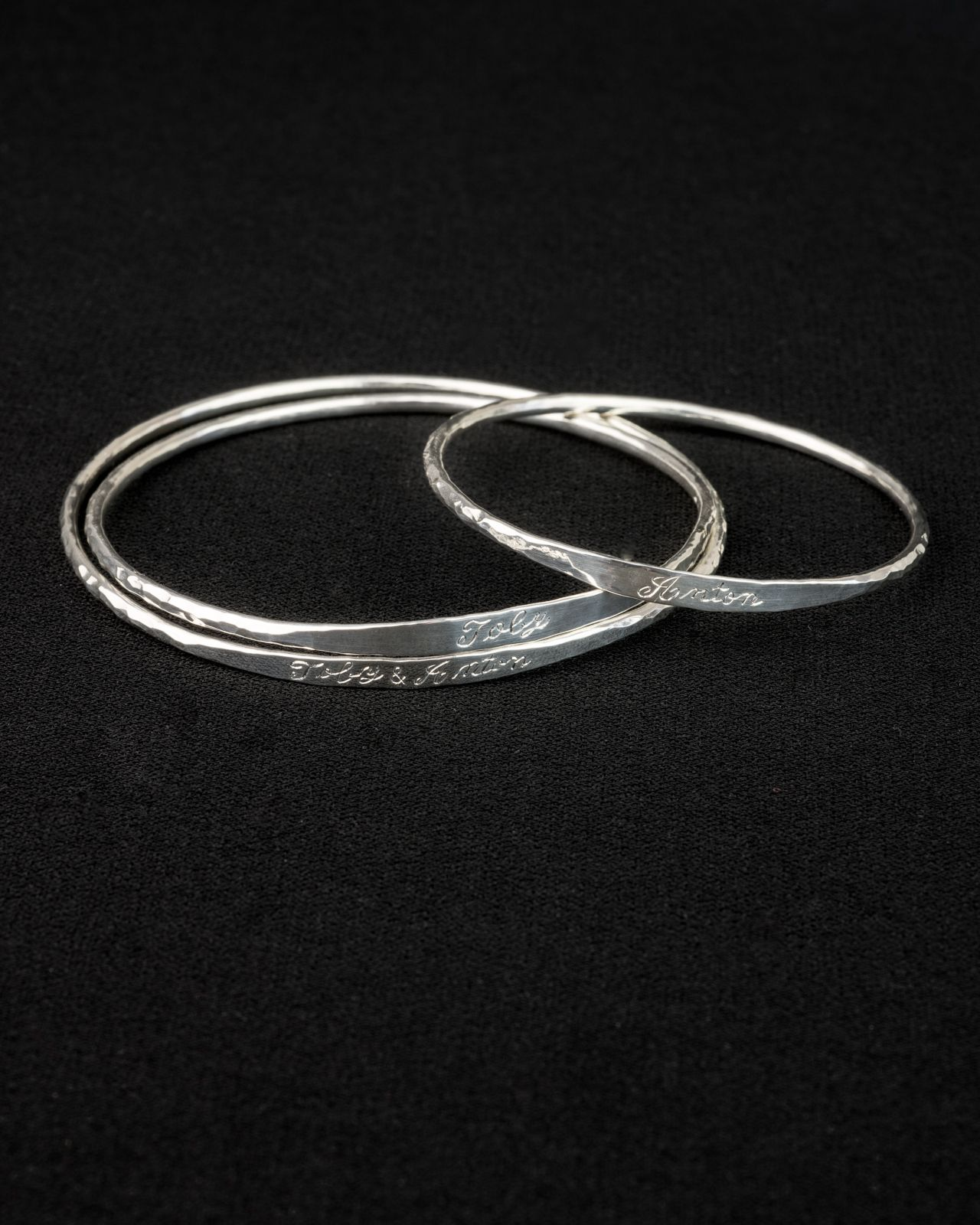 7833991ea6521 Bario Neal Keepsake Bangles reflect our desire to design objects of ...