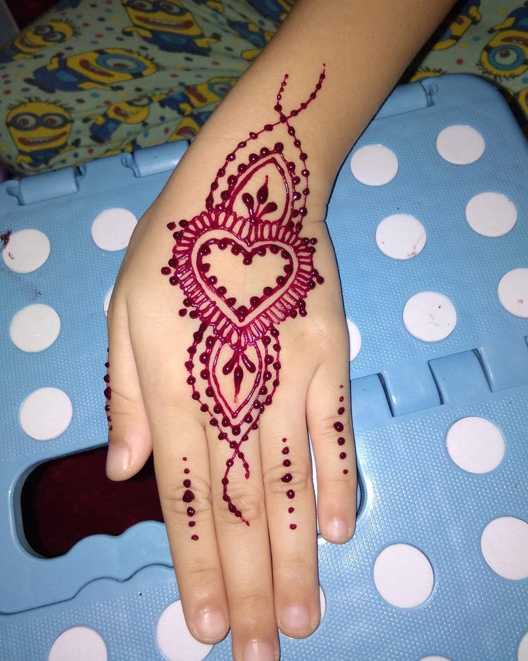 Henna By Nz Red Henna Cantik Menarik Tertarik 0178091862 0178091862