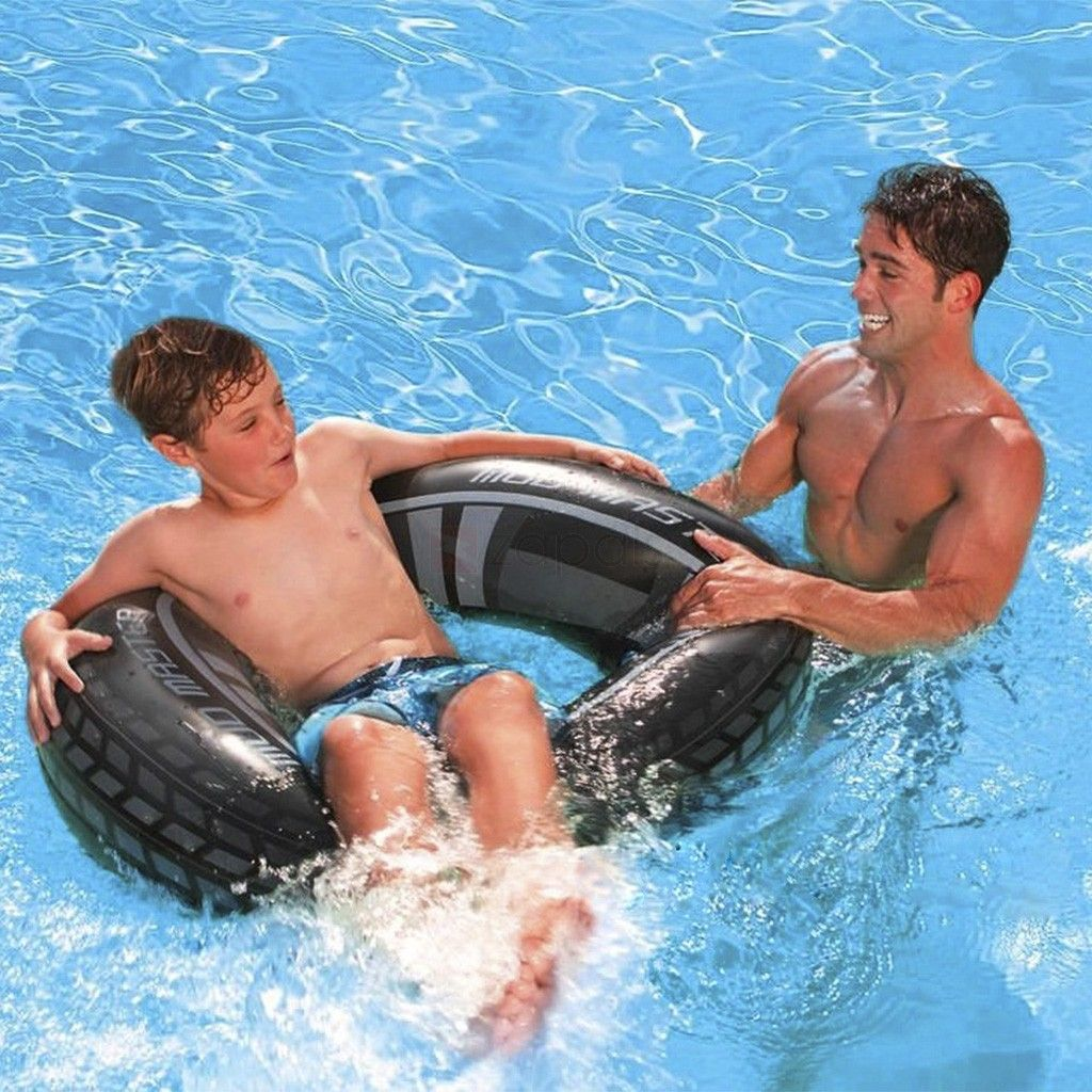 "Bestway 36"" Inflatable Swim Ring"