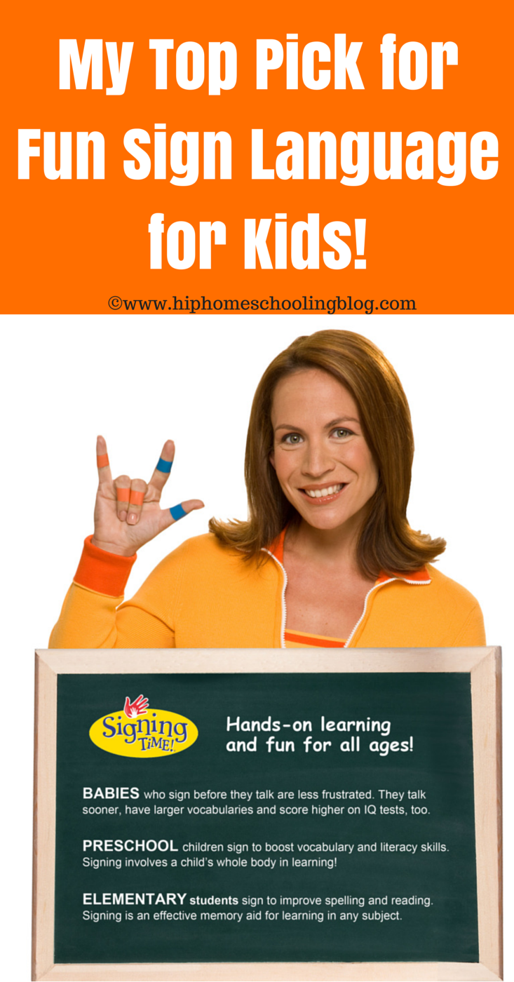 Sign Language for Kids My Top Pick! Sign language for
