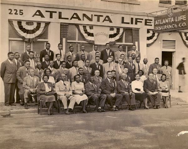 The Atlanta Life Insurance Company In Tallahassee Florida