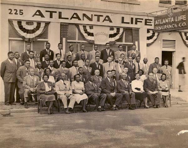 The Atlanta Life Insurance Company in Tallahassee ...
