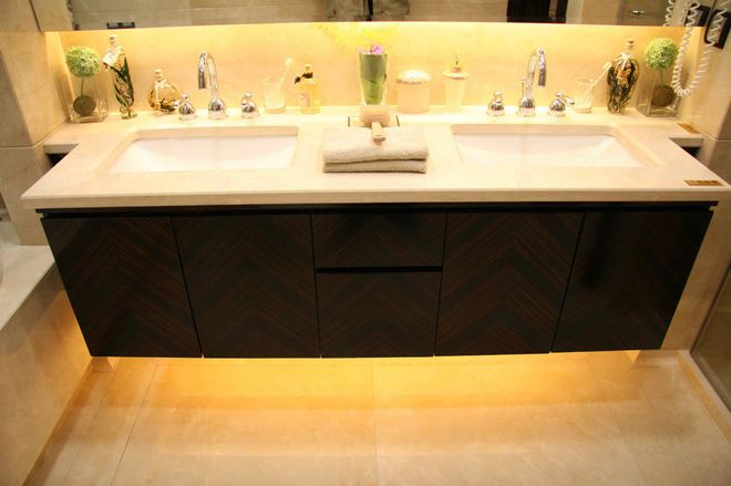 Led Tape Lighting Opens Up So Many More Options For Lighting Using This Tape You Can Illum Bathroom Lighting Inspiration Led Tape Lighting Led Lighting Home