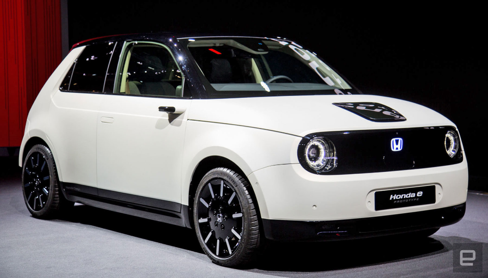 Honda will open preorders for its tiny 'e Prototype' this