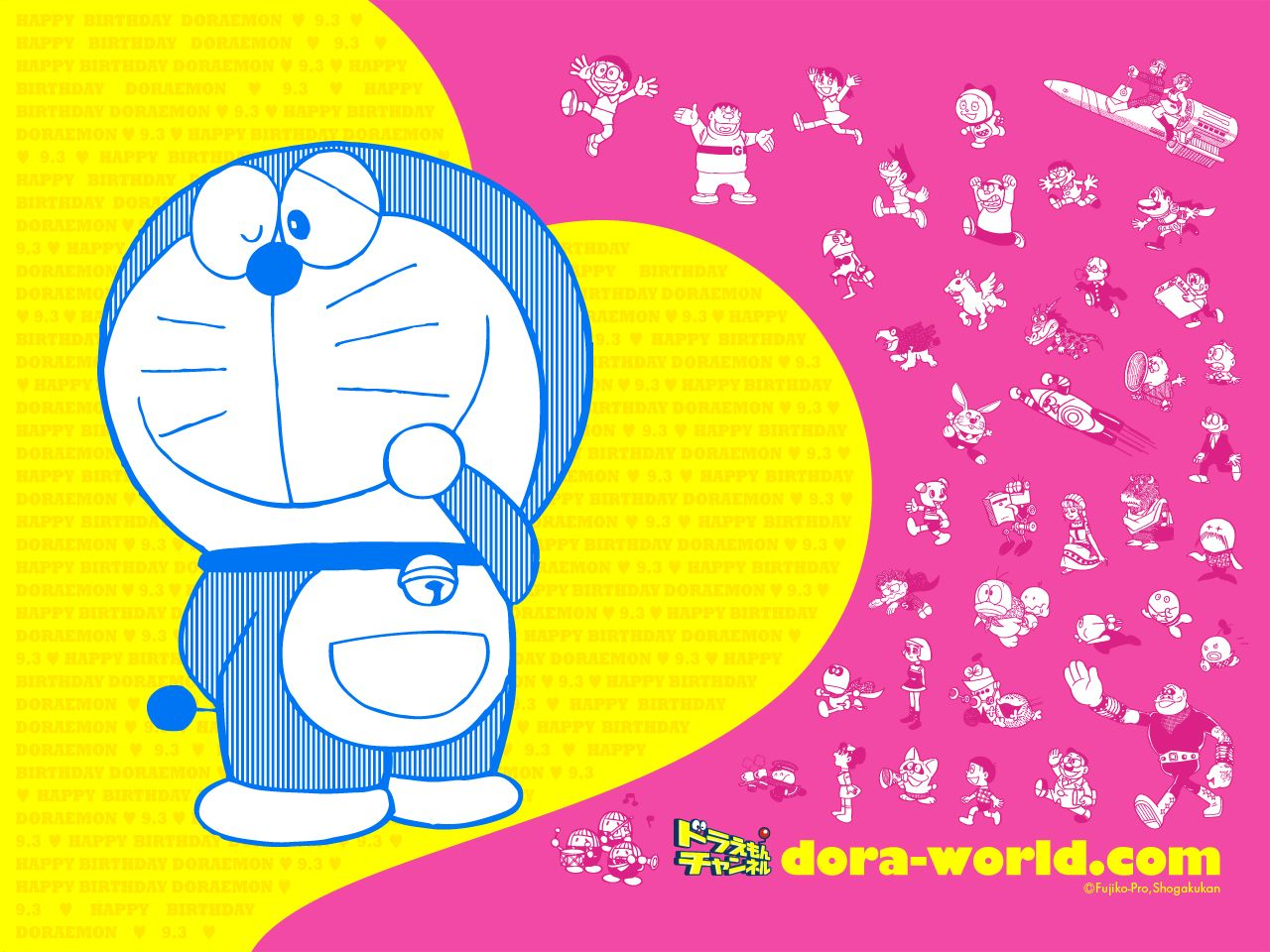 Different Doraemons Wallpaper Doraemon Famous Cartton Doraemon