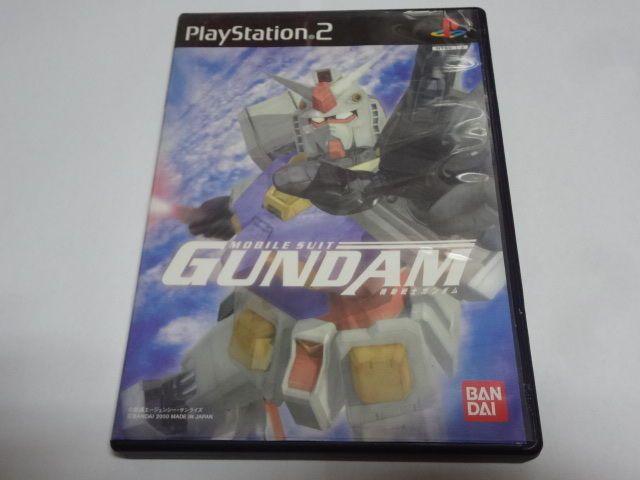 #35 Japan game PS2 Mobile Sult Gundam BANDAI Free Shipping Japanes  anime #BANDAI