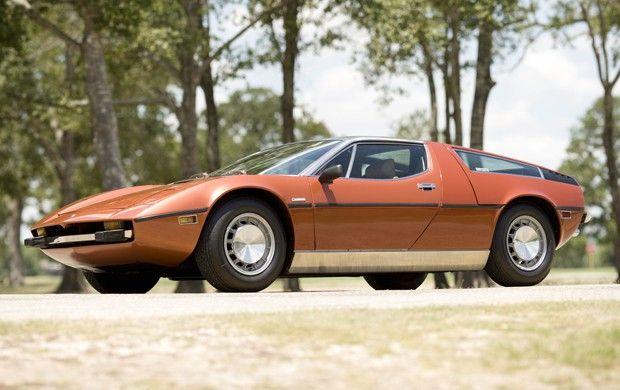1973 BORA | Maserati bora, Maserati, Maserati models