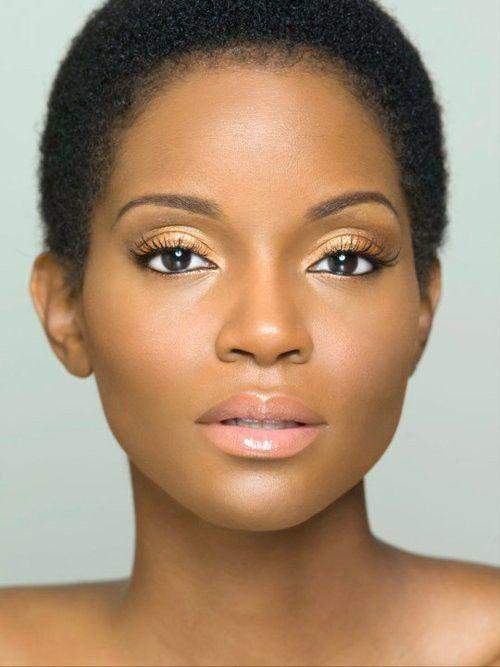 big chop black women natural hairstyles photos faces pinterest black women natural. Black Bedroom Furniture Sets. Home Design Ideas