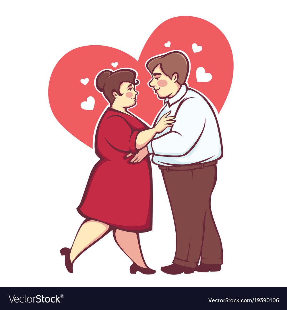 Romantic Couple Stock Vector Illustration And Royalty Free Romantic Couple  Clipart