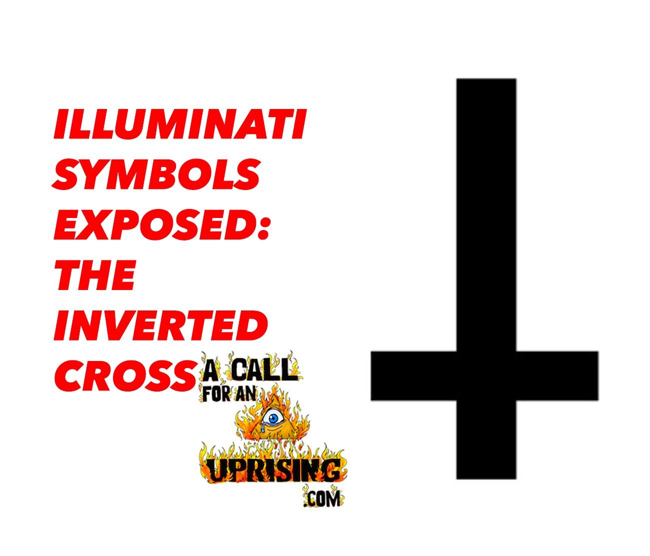 Illuminati symbols exposed inverted cross politics pinterest illuminati symbols exposed inverted cross biocorpaavc Choice Image