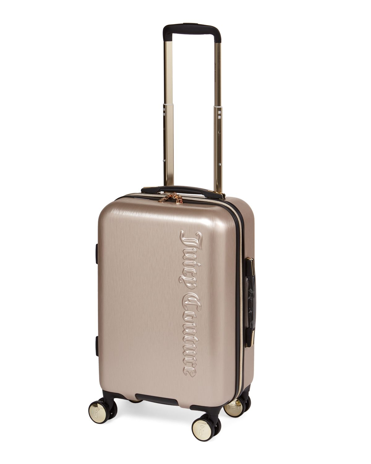 00fea9e96363 Juicy Couture 21? Gold Juicy Upright Spinner | *Luggage & Bags* in ...