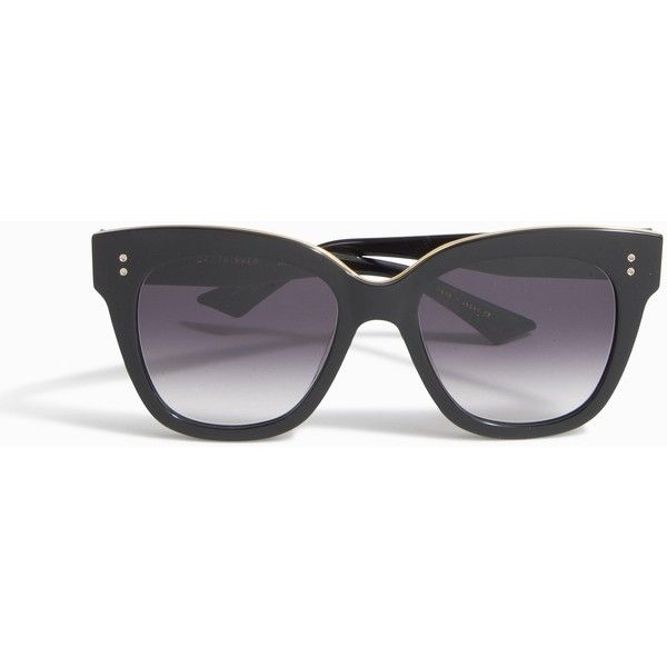 6d672a71289 Dita Eyewear Day Tripper Sunglasses ( 685) ❤ liked on Polyvore featuring  accessories