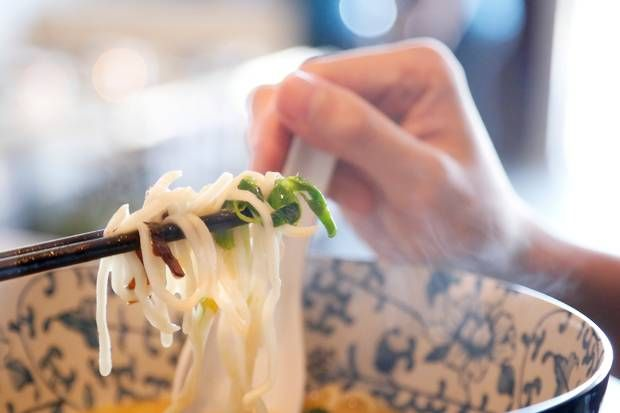 In Dallas, a deafening slurping noise as the town goes crazy for Asian noodles