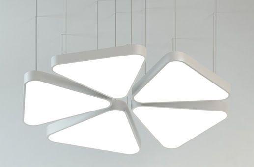 Hanging Light Fixture Led Triangle Nat600 Neonny Suspended Lighting Fixtures Hanging Light Fixtures Hanging Lights