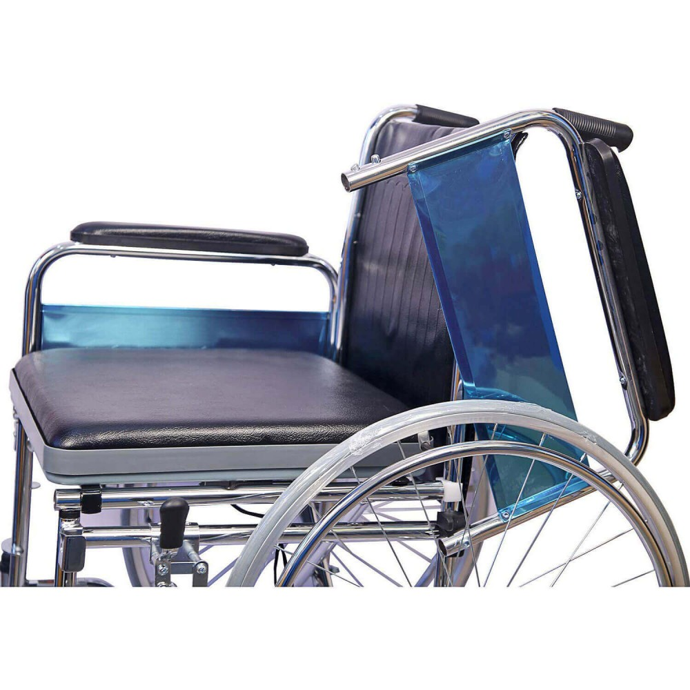 Karma Rainbow 12 Rs 7999 Commode Wheelchair With Detachable Footrest And Flip Back Armrest In 2020 Wheelchair Wheelchair Cushions Powered Wheelchair