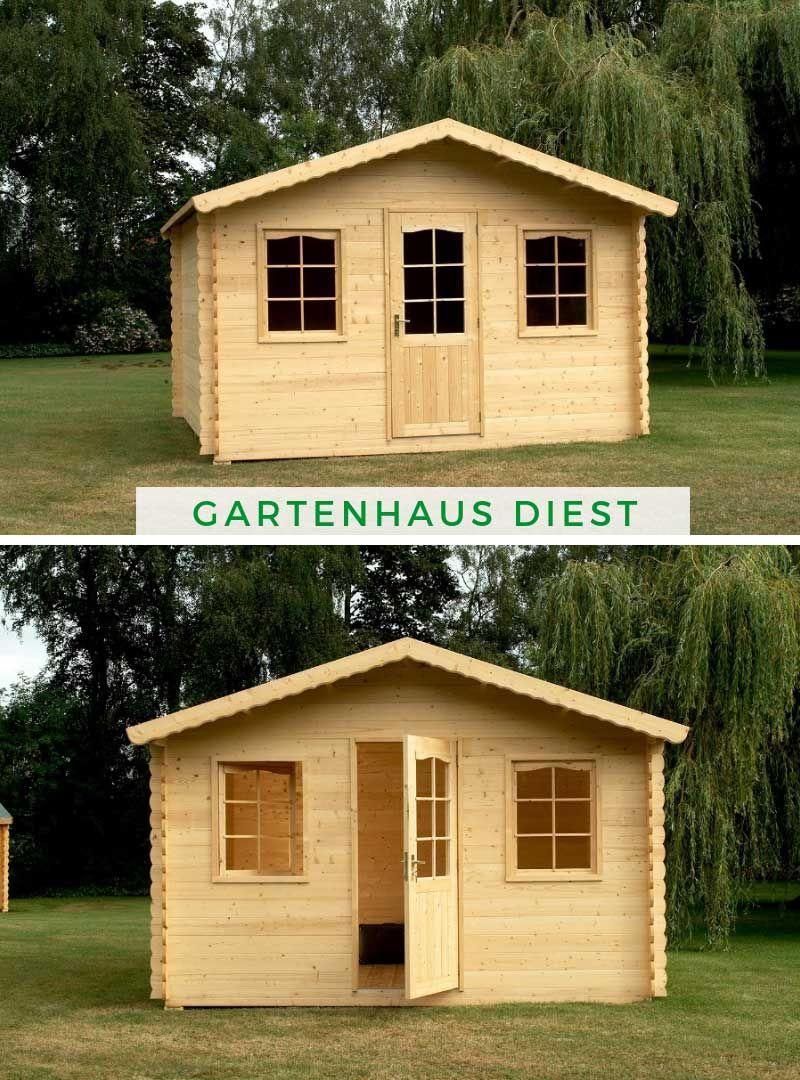 Gartentiger Gartenhaus Diest 28 Gartenhaus Holz Gartenhaus Haus