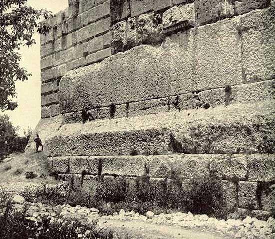 Baalbek stones