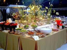 Image Result For Refreshment Table With Images Refreshments Table Table Table Settings